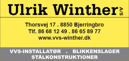Ulrik Winther A/S